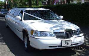 A Chauffeur 4 U Wedding Limo Service