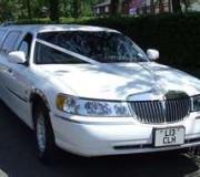 A Chauffeur 4 U wedding limousine hire